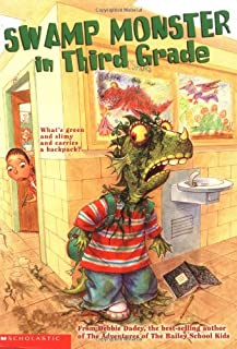 The Swamp Monster In The Third Grade (Swamp Monster in Third Grade)