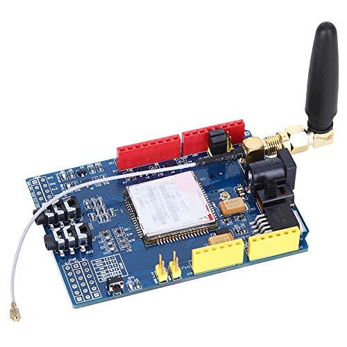 Placa de Desarrollo Módulo SIM900 Placa de Circuito Impreso Placa de Desarrollo Componentes Electrónicos 2 Antenna Interface 1.5mA para RTC