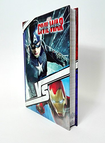 JOURNAL Marvel civilwar Captain America Vs Ironman école Standard