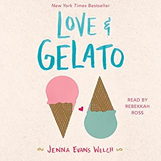 Love & Gelato cover art