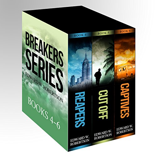 The Breakers Series: Books 4-6 (English Edition)
