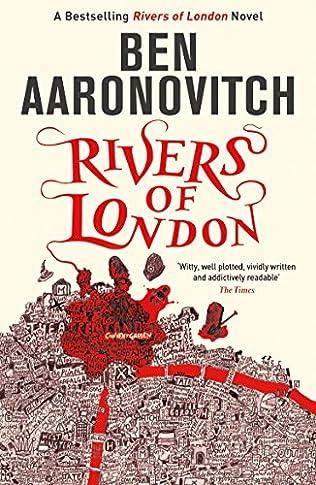 Ben Aaronovitch Rivers of London Series RE Book 1-8 - Ben Aaronovitch