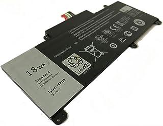 タブレットの電池 tablet バッテリー 互換 適用される for DELL Venue 8 Pro 5830 Tablet 74XCR 4800mAh リチウム電池 贈り物を贈る 据え付け道具