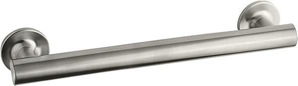 KOHLER K 11891 BN Purist 12 Inch Grab Bar Vibrant Brushed Nickel