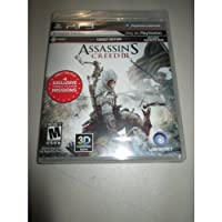 ASSASSIN'S CREED III (Target Edition) (Sony Playstation 3 2012) (輸入版)