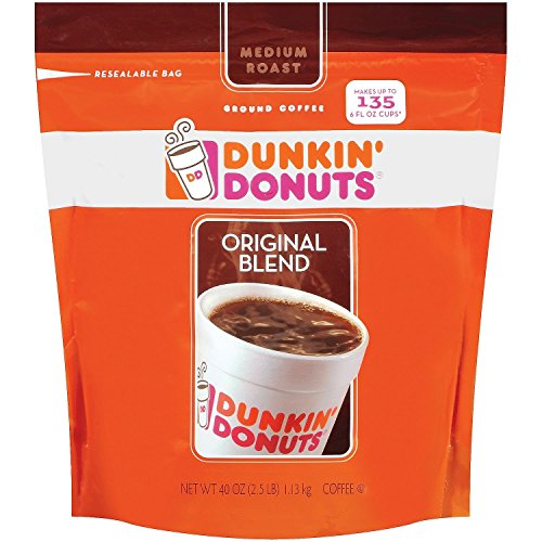 Dunkin' Donuts Original Medium Roast Blend Coffee