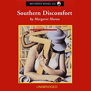 Southern Discomfort audiobook cover art