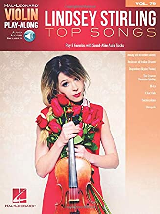 lindsey stirling top songs violin play along volume 79