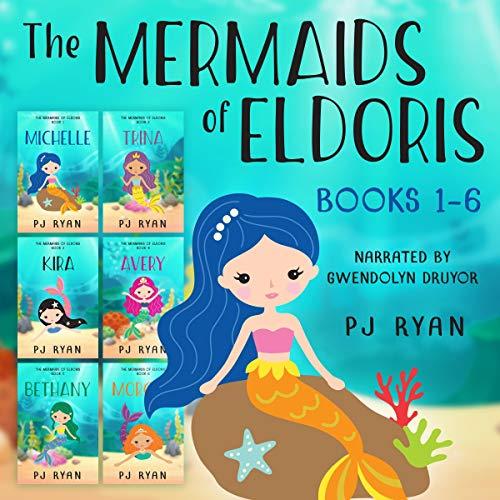 The Mermaids of Eldoris, Books 1-6 cover art