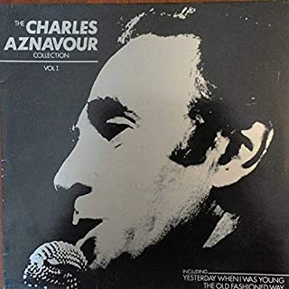 Charles Aznavour - The Charles Aznavour Collection Vol. 1 - Barclay - BALP 1