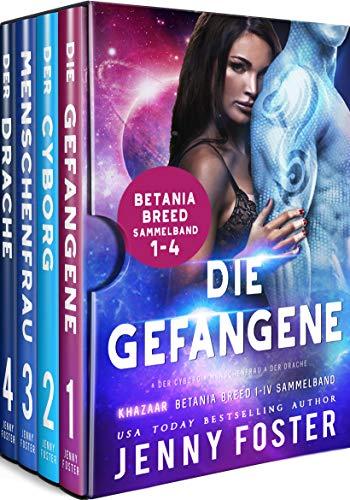 Betania Breed 1-4 Sammelband (Khazaar)