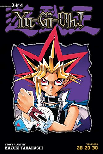 Yu-Gi-Oh! (3-In-1 Edition), Vol. 10, Volume 10: Includes Vols. 28, 29 & 30