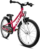 Rad Puky Cyke 18''-1 Alu Kinder Fahrrad Berry rot/weiß für Kinder bei Amazon