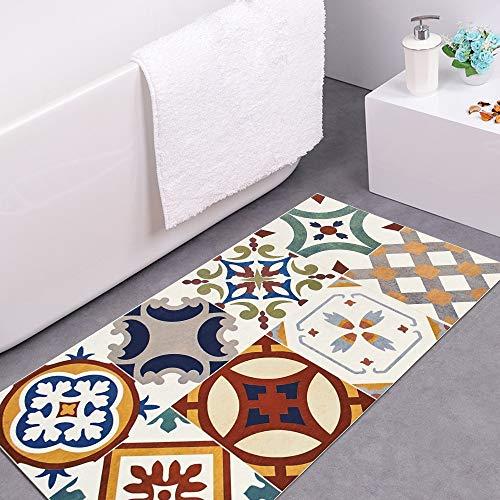 Pegatinas de Suelo Autoadhesivo para los azulejos cocina del baño Calcomanías...