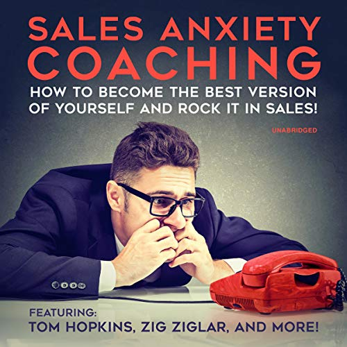 Sales Anxiety Coaching cover art
