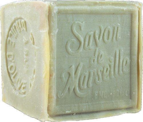 Authentic Traditional Savon Marseille Stamped