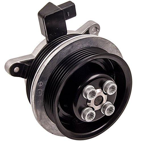 maXpeedingrods Wasserpumpe Kühlwasserpumpe für Golf MK5 MK6 Jetta MK3 Touran 1T3 1.4 TSI 03C121004 03C121004D 03C121004L