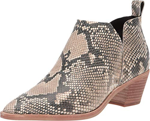 Dolce Vita Sonni Snake Print Embossed Leather 9 W