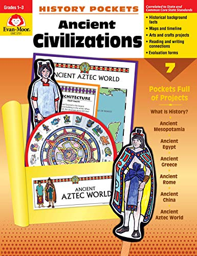Compare Textbook Prices for History Pockets: Ancient Civilizations, Grades 1-3 Teacher ed. Edition ISBN 0023472037015 by Evan Moor