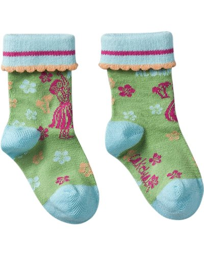 Cakewalk Socken ANJA, Gr. 19-22 in summer green