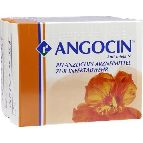 ANGOCIN Anti-Infekt N, 200 St. Filmtabletten