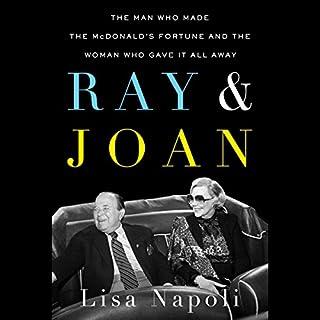 Ray & Joan audiobook cover art