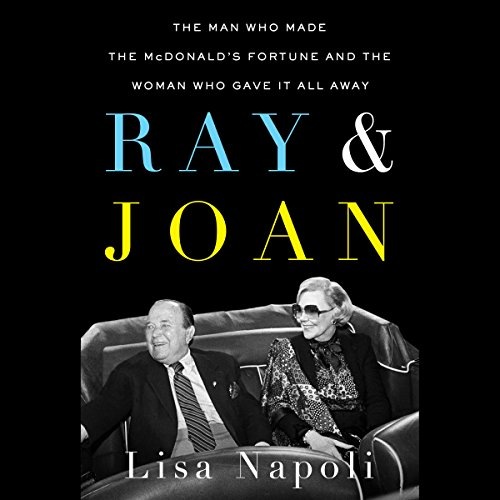 Ray & Joan cover art