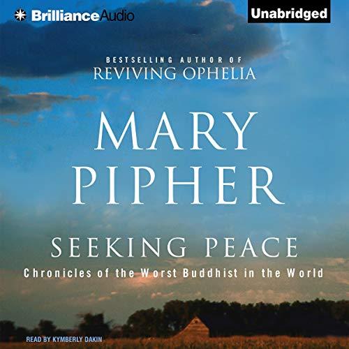 Seeking Peace  By  cover art