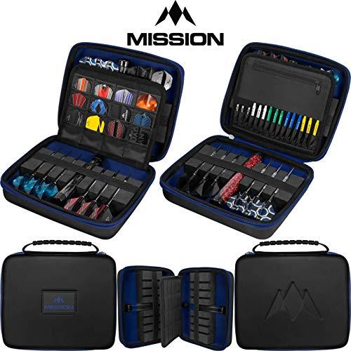 Mission Freedom Luxor Dartkoffer, Blau