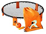 Rebound 3 Ball Game Set - Includes 3 Balls, Drawstring Bag and Pump, Great, Played Outdoors, Indoors, Lawn, Yard, Beach, Tailgate, Park, for Boys, Girls, Teens, Family