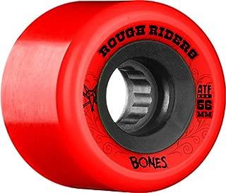Bones Wheels Rough Riders 80a Skateboard Wheels