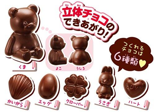 バンダイ『くるくるチョコレート工場』