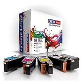 Cartuchos de tóner Epson compatibles C1700 multipack de (BK/C/M/Y) para Epson Aculaser C 1700 / C 1700 DN / C 1700 N / C 1750 / C 1750 N / C 1750 W / CX 17 / CX 17 NF / CX 17 WF