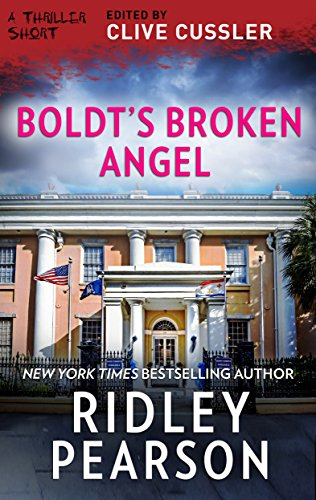 Boldt's Broken Angel (Thriller 2: Stories You Just Can't Put Down Book 1)