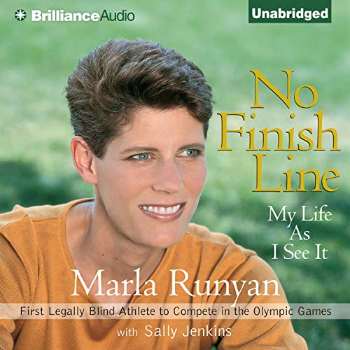 No Finish Line cover art