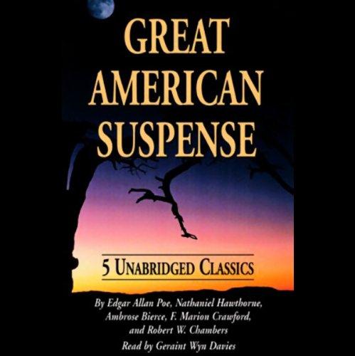 Great American Suspense  Audiolibri