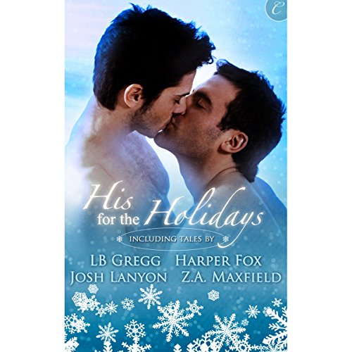 His for the Holidays audiobook cover art
