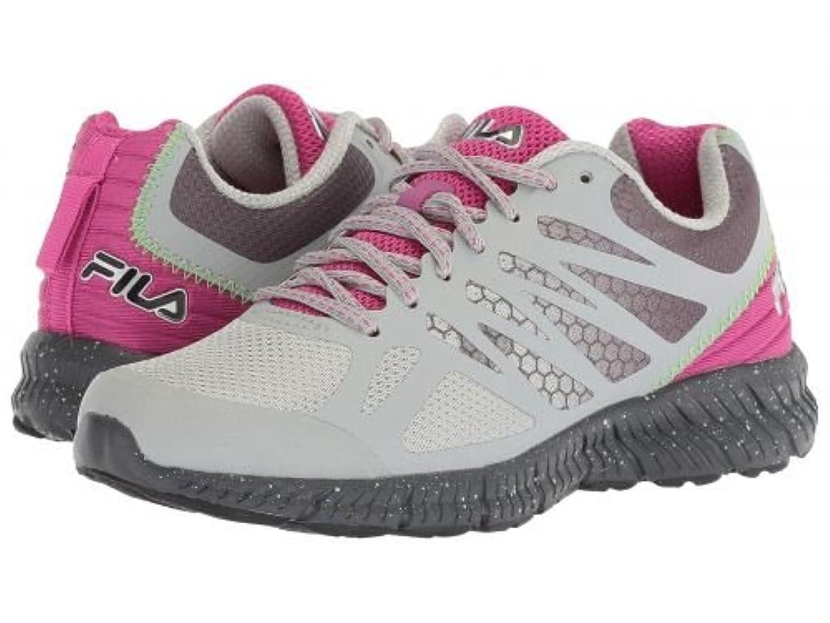 成り立つ巨大スナックFila(フィラ) レディース 女性用 シューズ 靴 スニーカー 運動靴 Memory Speedstride Trail - High-Rise/Red Violet/Castlerock [並行輸入品]