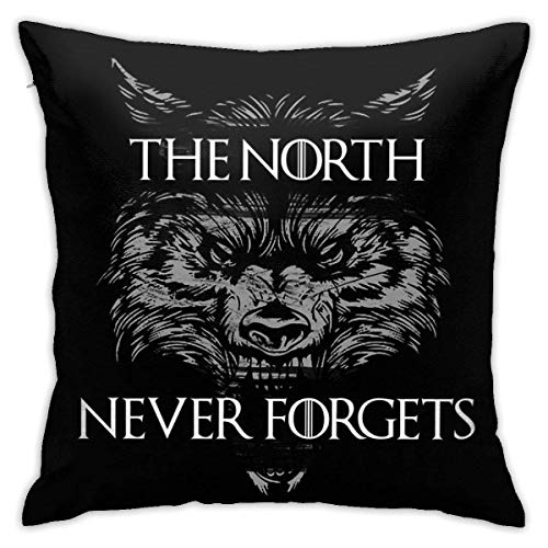 Emonye The Original Netflix and Chill Cushion Throw Pillow Cover Decorative Pillow Case For Sofa Bedroom 18 X 18 Inch