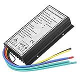 Controlador híbrido solar eólico, 12/24V 400/800W Controlador generador de carga híbrida de energía solar 500/1000W Viento, Controladores de energía renovable