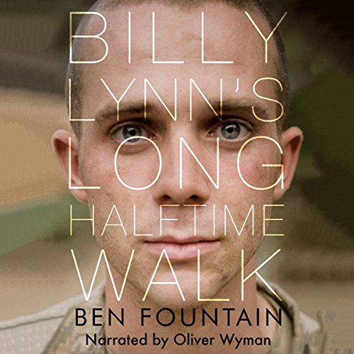 Billy Lynn's Long Halftime Walk audiobook cover art