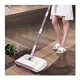 Mano automática Push Sweeper Gire la escoba No Limpieza...