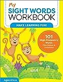 My Sight Words Workbook: 101 High-Frequency Words Plus Games & Activities! (My Workbook)