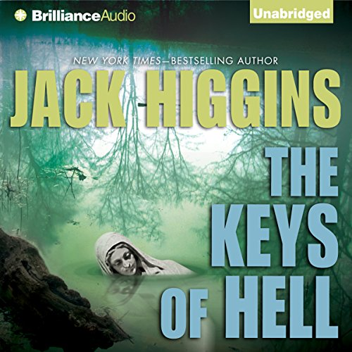 The Keys of Hell audiobook cover art