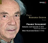 Paul Badura-Skoda plays Franz Schubert by Paul Badura-Skoda