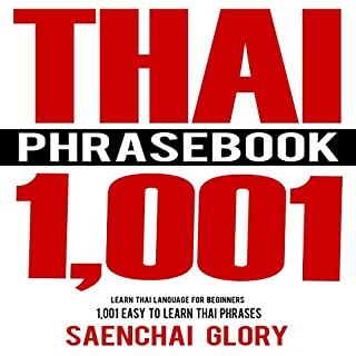 Thai Phrasebook cover art