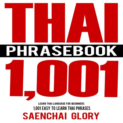 Thai Phrasebook audiobook cover art