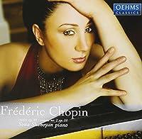 ショパン:エチュード集 Op. 10 /ピアノ・ソナタ第2番(シャボヤン)