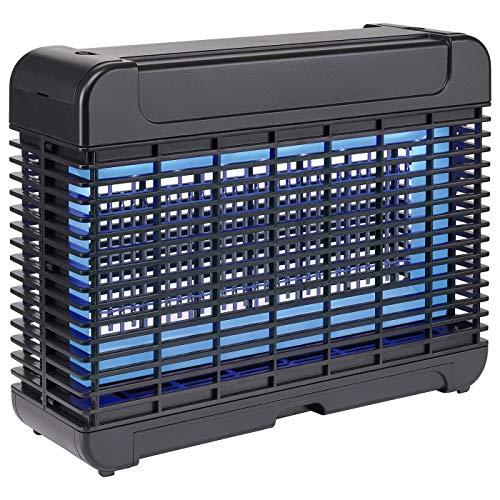 Ryom 16-LED UV-Insektenvernichter Mückenschutz, Brenndauer Mind. 20.000 Stunden, 20W, deckt ca. 150 m² ab