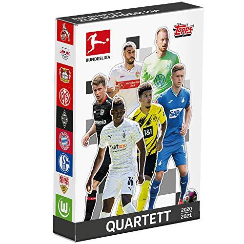 collect-it Topps - Bundesliga Quartett - Saison 2020/2021